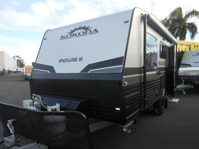 New Kokoda Endure Platinum III [PL18008], Pialba, 2018 Kokoda Endure Platinum III [PL18008] Caravan