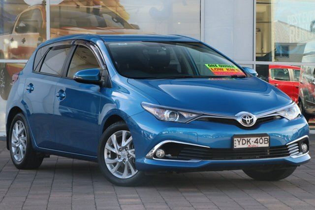 Discounted Used Toyota Corolla Ascent Sport S-CVT, Warwick Farm, 2016 Toyota Corolla Ascent Sport S-CVT Hatchback