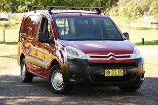2010 Citroen Berlingo L1 Van.