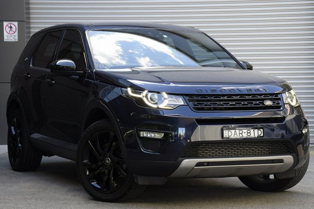 Used Land Rover Discovery Sport SD4 HSE Luxury, Concord, 2015 Land Rover Discovery Sport SD4 HSE Luxury Wagon