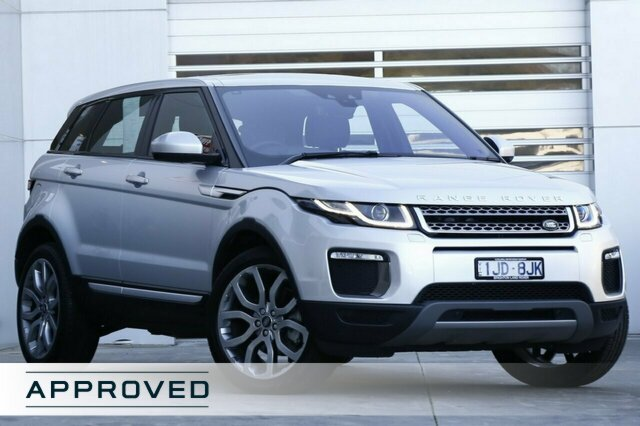 Discounted Used Land Rover Range Rover Evoque TD4 180 HSE, Gardenvale, 2017 Land Rover Range Rover Evoque TD4 180 HSE Wagon