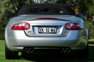 2007 Jaguar XKR Convertible.