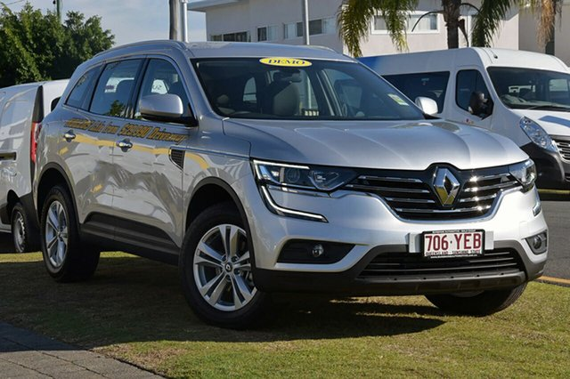 Discounted Demonstrator, Demo, Near New Renault Koleos Life X-tronic, Southport, 2018 Renault Koleos Life X-tronic Wagon