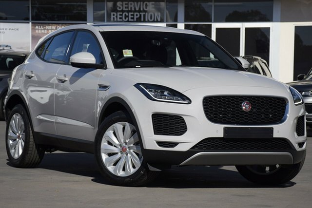Demonstrator, Demo, Near New Jaguar E-PACE P250 AWD S, Campbelltown, 2018 Jaguar E-PACE P250 AWD S Wagon