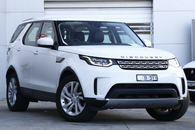Discounted Demonstrator, Demo, Near New Land Rover Discovery TD6 HSE, Gardenvale, 2017 Land Rover Discovery TD6 HSE Wagon
