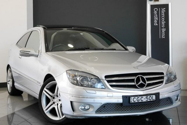 Used Mercedes-Benz CLC200 Kompressor Evolution Exclusive, Mosman, 2010 Mercedes-Benz CLC200 Kompressor Evolution Exclusive Coupe