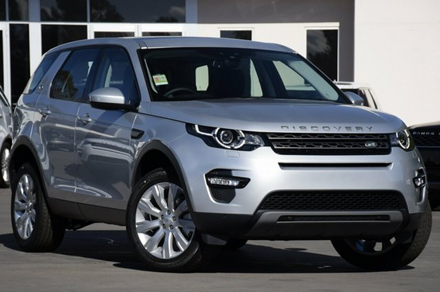 Demonstrator, Demo, Near New Land Rover Discovery Sport TD4 110kW SE, Warwick Farm, 2018 Land Rover Discovery Sport TD4 110kW SE SUV