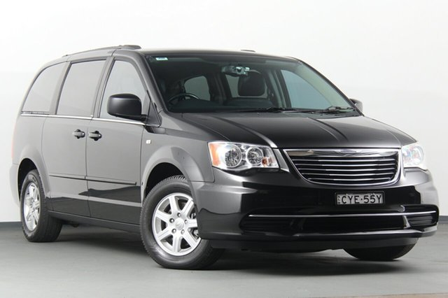 Used Chrysler Grand Voyager Limited, Narellan, 2013 Chrysler Grand Voyager Limited Wagon