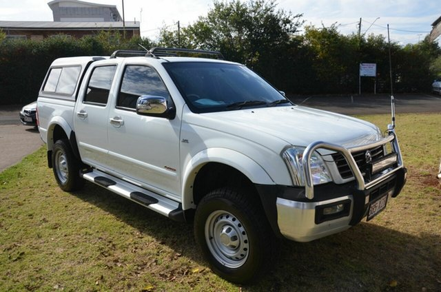 Used Holden Rodeo LX, Toowoomba, 2006 Holden Rodeo LX Crew Cab Pickup