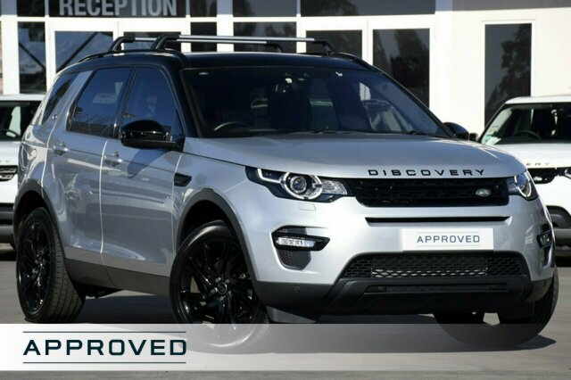 Used Land Rover Discovery Sport SD4 HSE Luxury, Southport, 2016 Land Rover Discovery Sport SD4 HSE Luxury SUV