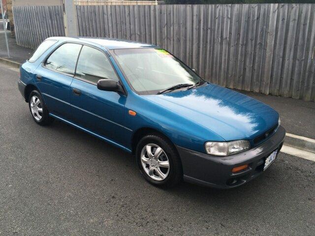 Used Subaru Impreza LX, North Hobart, 1997 Subaru Impreza LX Hatchback