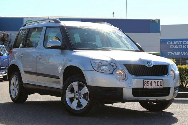 Used Skoda Yeti 77TSI DSG, Bowen Hills, 2012 Skoda Yeti 77TSI DSG Wagon