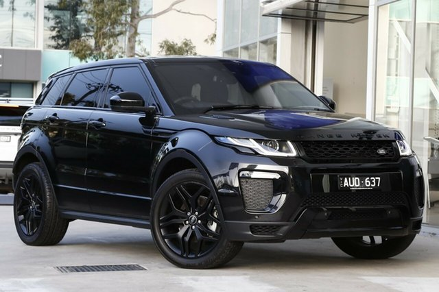 Used Land Rover Evoque, Port Melbourne, 2016 Land Rover Evoque Wagon