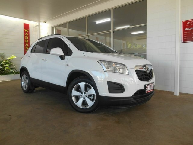 Used Holden Trax Active, Mount Isa, 2016 Holden Trax Active TJ MY16 Wagon