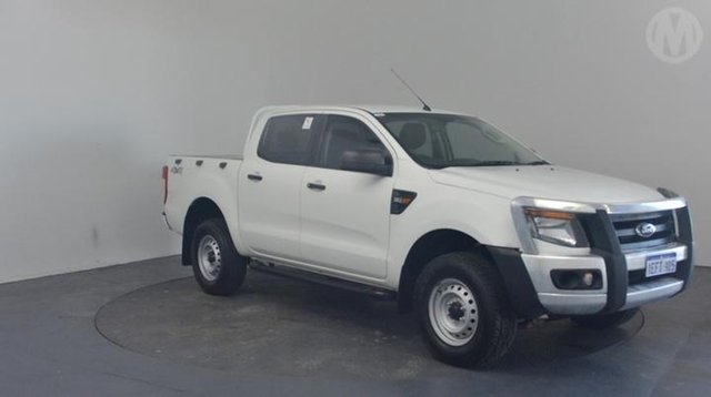 Used Ford Ranger XL 3.2 (4x4), Altona North, 2013 Ford Ranger XL 3.2 (4x4) Dual Cab Utility