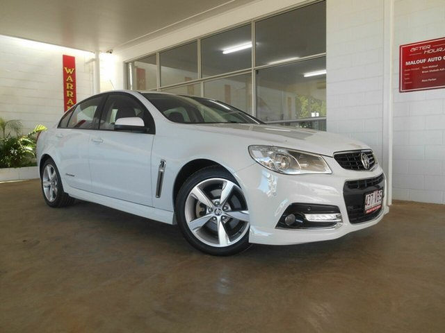 Used Holden Commodore SS Storm V8, Mount Isa, 2014 Holden Commodore SS Storm V8 VF Sedan