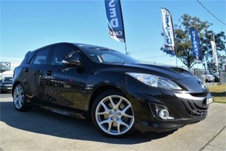 2010 Mazda 3 MPS Hatchback.