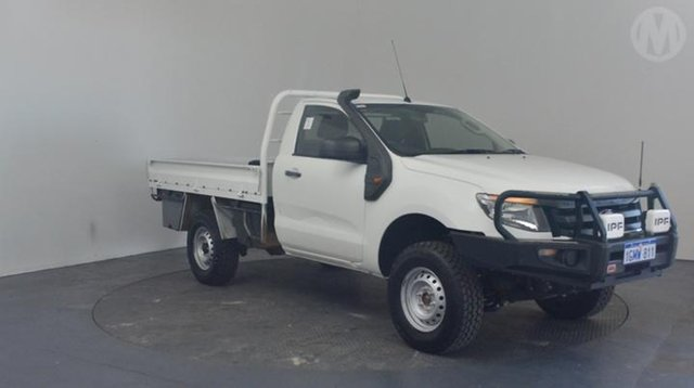 Used Ford Ranger XL 3.2 (4x4), Altona North, 2015 Ford Ranger XL 3.2 (4x4) Cab Chassis