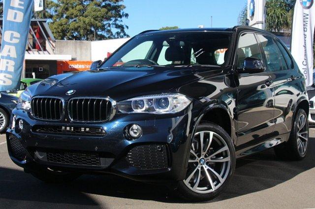 Used BMW X5 sDrive 25D, Brookvale, 2017 BMW X5 sDrive 25D Wagon