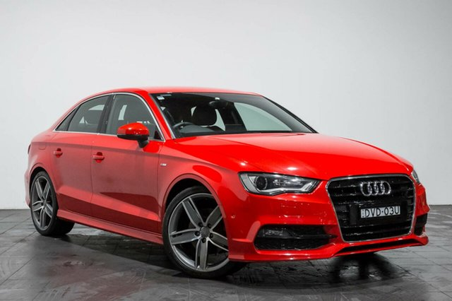 Used Audi A3 Ambition S tronic, Rozelle, 2014 Audi A3 Ambition S tronic Sedan