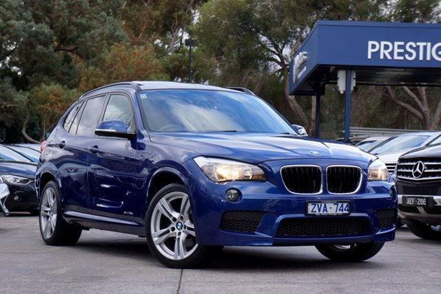 Used BMW X1 sDrive18d Steptronic, Balwyn, 2013 BMW X1 sDrive18d Steptronic Wagon