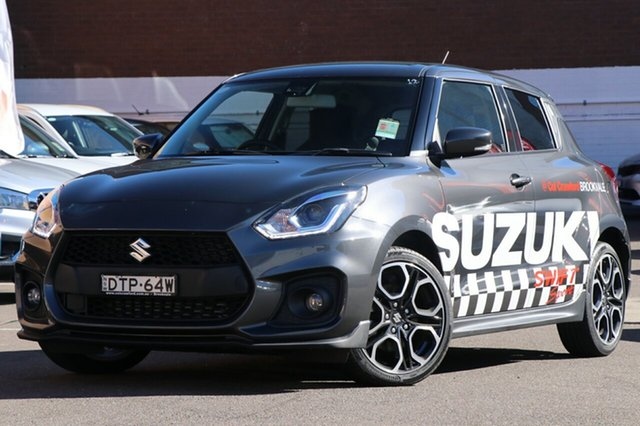 Demonstrator, Demo, Near New Suzuki Swift Sport, Brookvale, 2018 Suzuki Swift Sport Hatchback