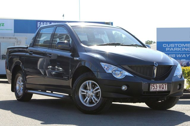 Used Ssangyong Actyon Sports Sports, Bowen Hills, 2008 Ssangyong Actyon Sports Sports Utility