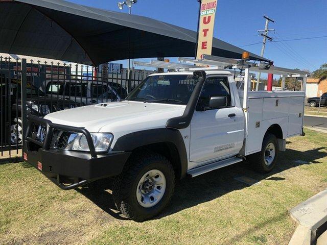 Used Nissan Patrol DX (4x4), Toowoomba, 2012 Nissan Patrol DX (4x4) Leaf Cab Chassis