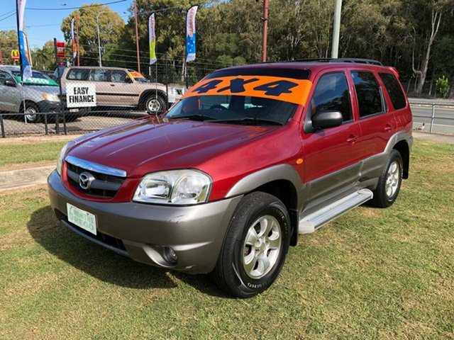 Used Mazda Tribute Limited Sport, Clontarf, 2004 Mazda Tribute Limited Sport Wagon