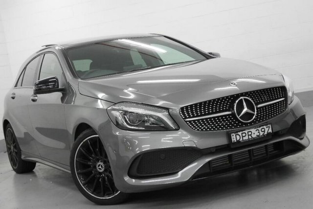 Used Mercedes-Benz A200 D-CT, Chatswood, 2017 Mercedes-Benz A200 D-CT Hatchback
