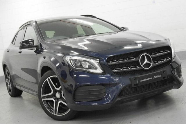 Used Mercedes-Benz GLA 250 4MATIC DCT 4MATIC, Warwick Farm, 2017 Mercedes-Benz GLA 250 4MATIC DCT 4MATIC Wagon