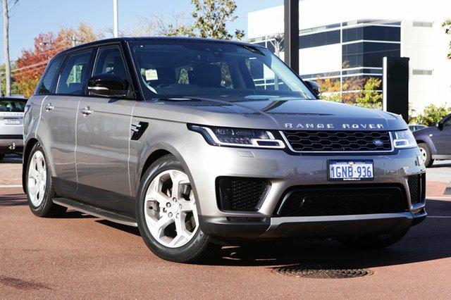 Demonstrator, Demo, Near New Land Rover Range Rover Sport TdV6 CommandShift SE, Osborne Park, 2018 Land Rover Range Rover Sport TdV6 CommandShift SE Wagon