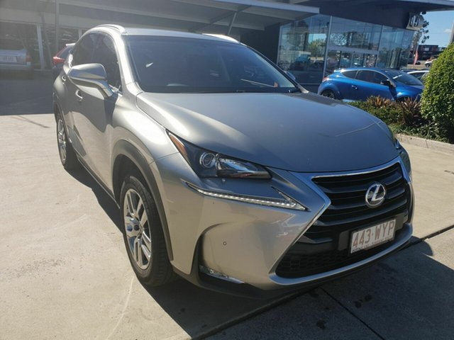 Discounted Used Lexus NX NX300h E-CVT AWD Luxury, Yamanto, 2017 Lexus NX NX300h E-CVT AWD Luxury Wagon