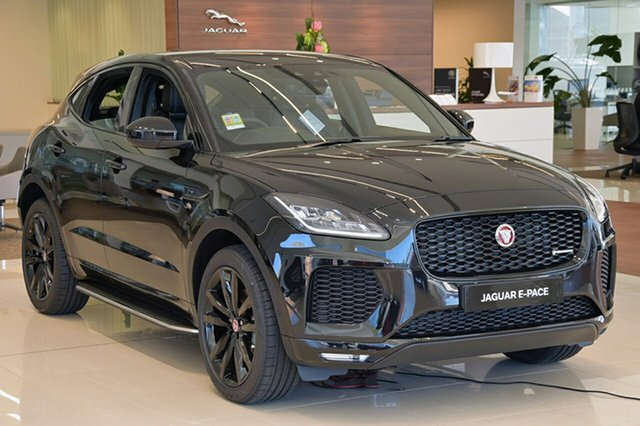 Demonstrator, Demo, Near New Jaguar E-PACE D150 AWD R-Dynamic S, Springwood, 2018 Jaguar E-PACE D150 AWD R-Dynamic S Wagon