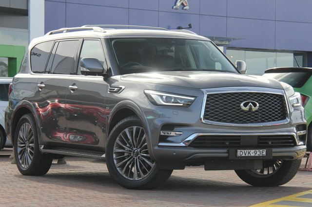 Discounted Demonstrator, Demo, Near New Infiniti QX80 S Premium, Warwick Farm, 2018 Infiniti QX80 S Premium Wagon
