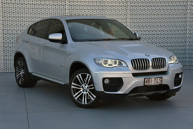 Used BMW X6 xDrive40d Coupe Steptronic, Southport, 2013 BMW X6 xDrive40d Coupe Steptronic Wagon