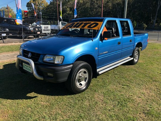 Used Holden Rodeo LT, Clontarf, 2002 Holden Rodeo LT Crew Cab Pickup