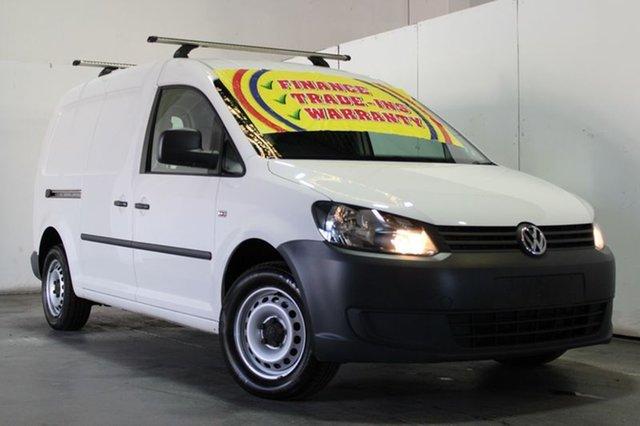 Used Volkswagen Caddy Maxi TSI175, Underwood, 2012 Volkswagen Caddy Maxi TSI175 Van