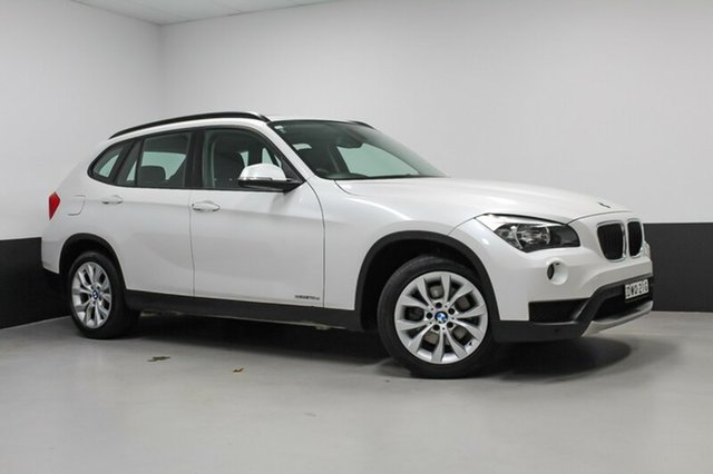 Used BMW X1 sDrive18d Steptronic, Hamilton, 2013 BMW X1 sDrive18d Steptronic Wagon
