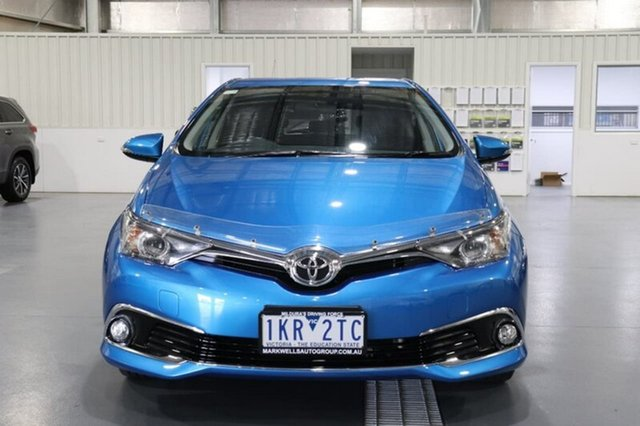 Used Toyota Corolla Ascent Sport, 2016 Toyota Corolla Ascent Sport ZRE182R Hatchback