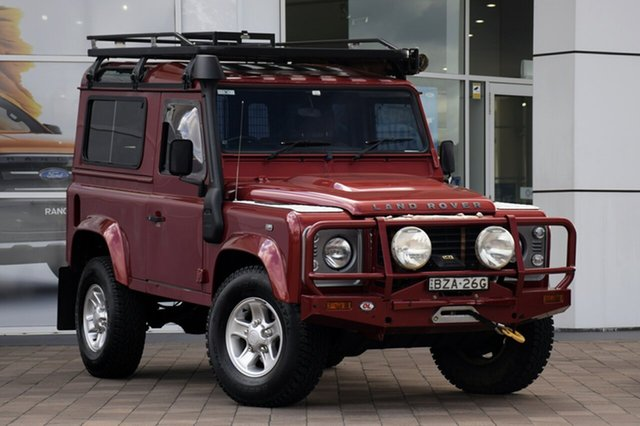 Discounted Used Land Rover Defender, Southport, 2011 Land Rover Defender SUV