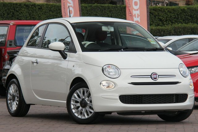 Discounted New Fiat 500 POP, Warwick Farm, 2018 Fiat 500 POP Hatchback
