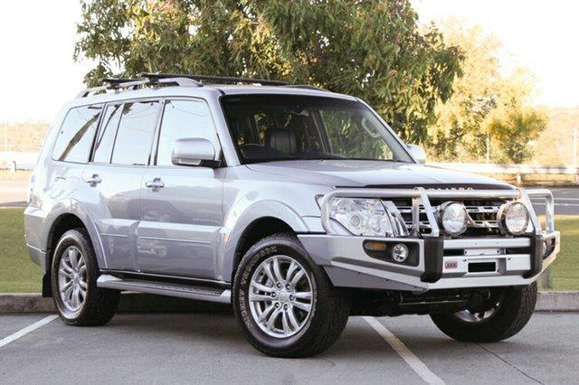 Used Mitsubishi Pajero VR-X, Moorooka, Brisbane, 2014 Mitsubishi Pajero VR-X Wagon
