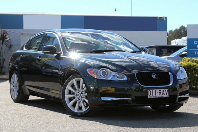 Used Jaguar XF Luxury, Bowen Hills, 2010 Jaguar XF Luxury Sedan