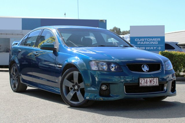 Used Holden Commodore SV6 Z Series, Bowen Hills, 2012 Holden Commodore SV6 Z Series Sedan
