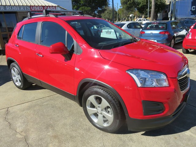 Used Holden Trax Active, Toowoomba, 2016 Holden Trax Active Wagon