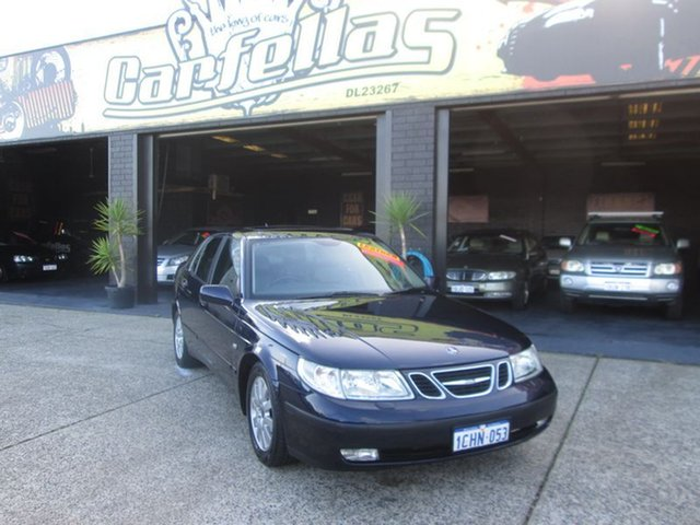 Used Saab 9-5 2.3t, O'Connor, 2002 Saab 9-5 2.3t Sedan