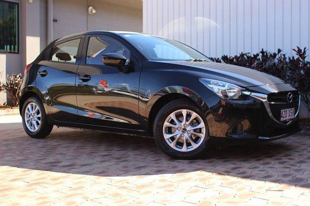 Used Mazda 2 Maxx SKYACTIV-Drive, Cairns, 2015 Mazda 2 Maxx SKYACTIV-Drive Hatchback