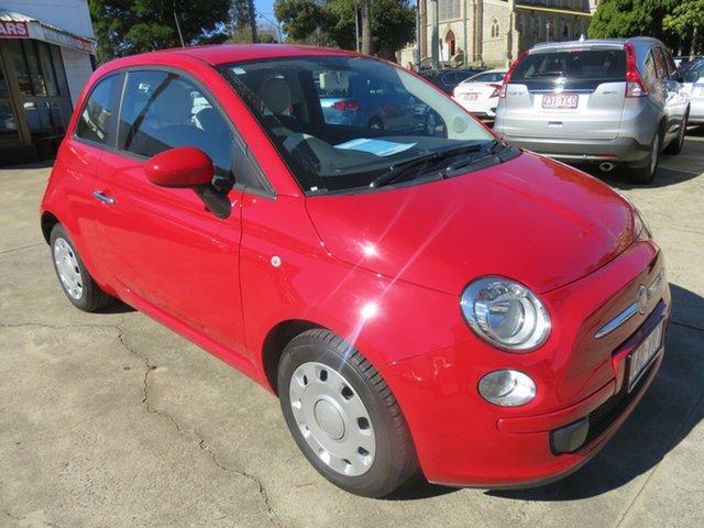Used Fiat 500 POP, Toowoomba, 2014 Fiat 500 POP Hatchback