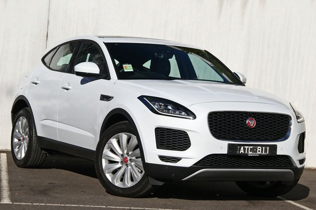 Demonstrator, Demo, Near New Jaguar E-PACE D180 AWD S, Malvern, 2017 Jaguar E-PACE D180 AWD S Wagon